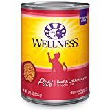 Wellness Natural Wet Canned Cat Food - Pack Of 12