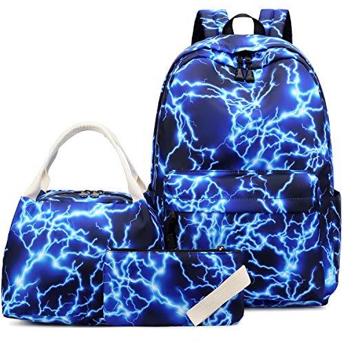 d87663d28029 School Backpacks for Teen Girls Boys Lightweight Kids Bookbags ...