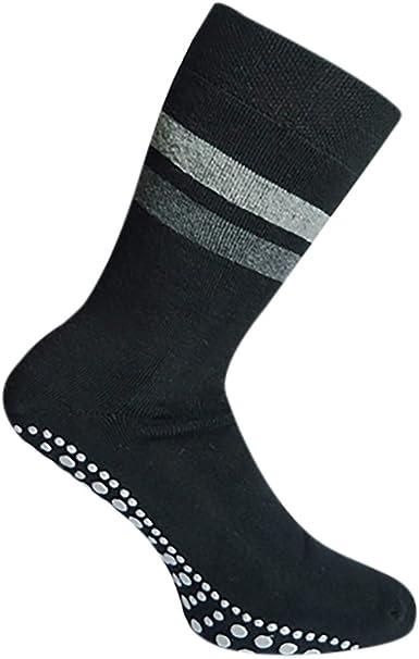 ELUTONG Lot de 12 paires de chaussettes antid/érapantes en ABS pour b/éb/é de 1 /à 7 ans