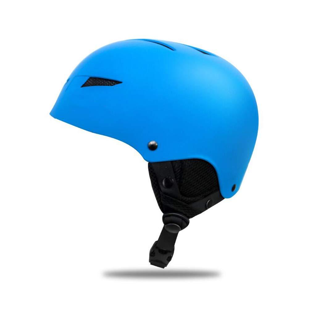 低価格の スキー&スノーボードヘルメット、スキー用保護安全帽男性女性スケートボードスケートヘルメットシングルボードダブルボード l|青 B07PTQNZNK 青 L l B07PTQNZNK L 青 l|青, Ginza Surveying Supplies:6485b0ca --- a0267596.xsph.ru