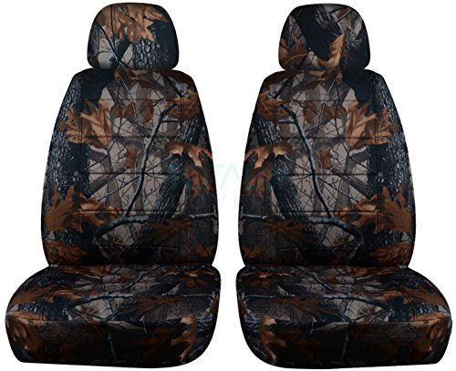 army camo seat covers - 7
