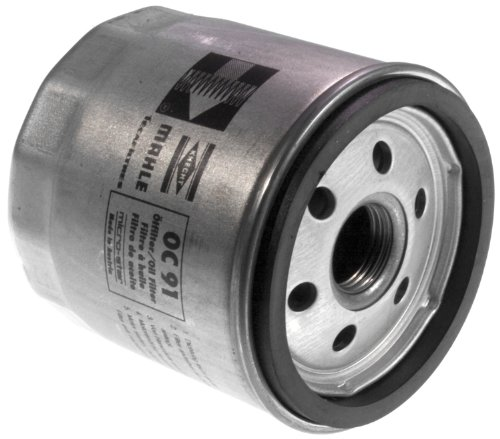 MAHLE Original OC 91D1 Oil Filter Kit ()