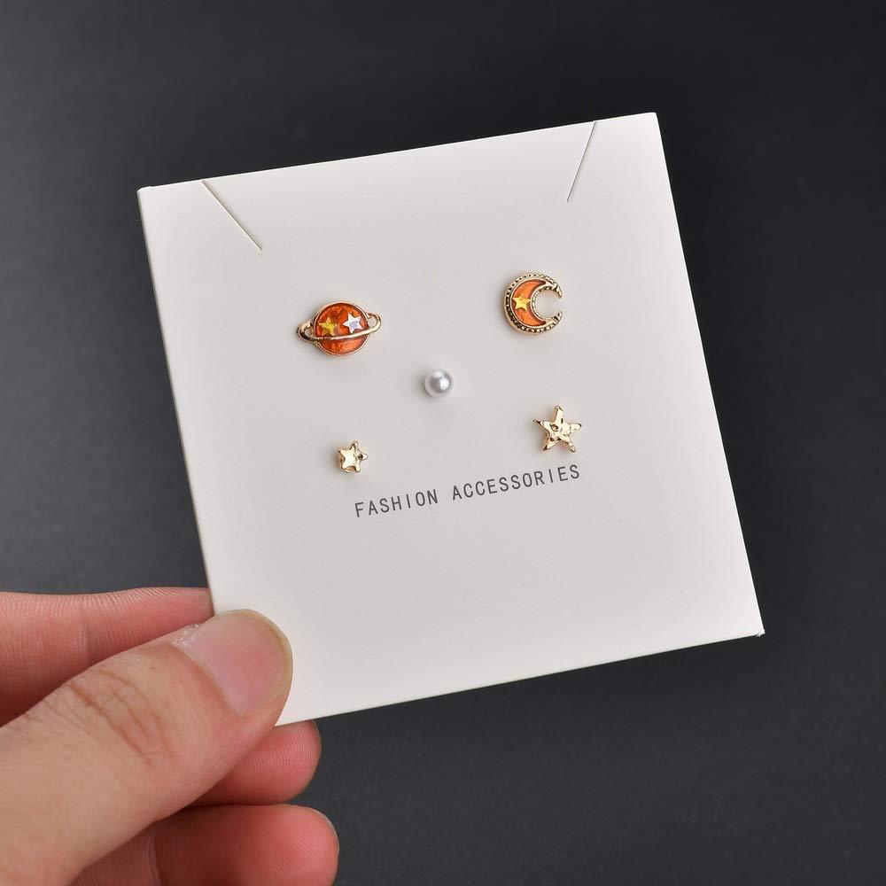 Pierced earrings fashion retro flower earrings earrings to suit