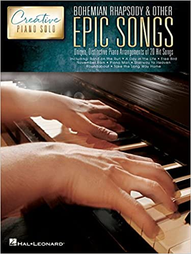 Bohemian Rhapsody & Other Epic Songs: Creative Piano Solo: Hal
