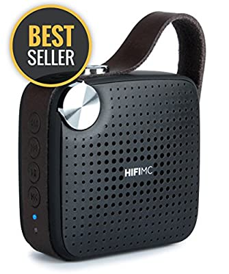 Best Deals : HIFI MC Micro Music System : Ultra-Portable, Bluetooth Speaker : Premium, Wireless, Music System : Integrated with : FM-Radio, Micro SD Insert : Perfect for Golf, Travel, Home, Beach ....