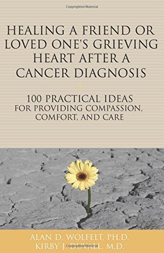 Healing a Friend or Loved One's Grieving Heart After a Cancer Diagnosis: 100 Practical Ideas for Providing Compassion, Comfort, and Care (The 100 Ideas Series)