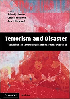 Book Terrorism and Disaster with CD-ROM: Individual and Community Mental Health Interventions