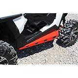 Super ATV Polaris RZR 900 / 1000 Black Heavy Duty Rock Sliders