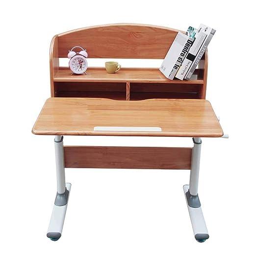 Juegos de mesas y sillas Mesa de Estudio de Madera Maciza para ...