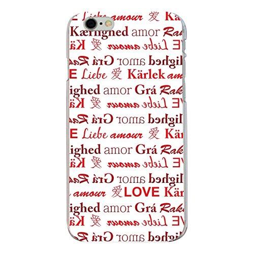 """Disagu Design Case Coque pour Apple iPhone 6 PLUS Housse etui coque pochette """"Liebe"""""""