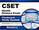 CSET Health Science Exam Flashcard Study System: CSET Test Practice Questions & Review for the California Subject Examinations for Teachers (Cards)