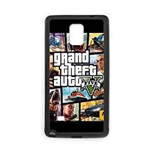 Samsung Galaxy Note 4 Phone Case GTA H5X92436