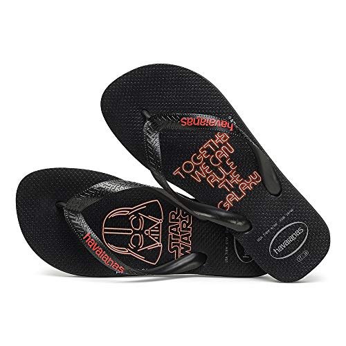 Stars Adulte Multicolore red Mixte Wars black 0172 Havaianas Tongs 6qTwggd