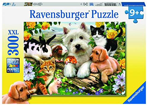 Ravensburger Happy Animal Buddies - 300 Piece Puzzle