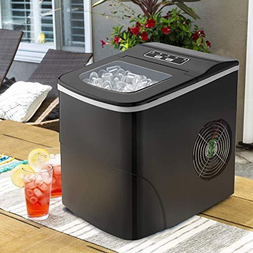 Tavata Countertop Portable Ice