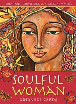 Novelty Toys Tarot Cards Guidance of Soulful Woman Empowerment Inspiration Feminine Soul