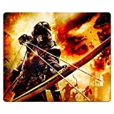 26x21cm 10x8inch Game mousemats rubber cloth latest high technology low-friction Dragon's Dogma