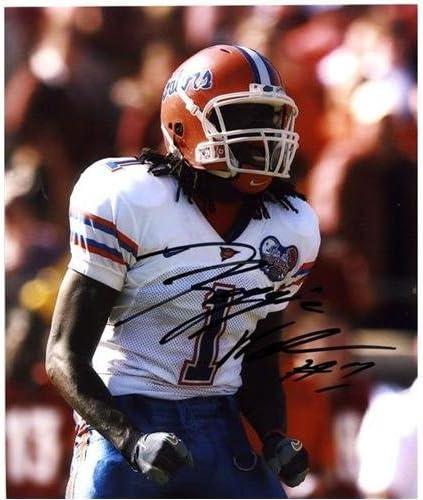 Amazon.com: Reggie Nelson Autographed Florida Gators (White Jersey ...