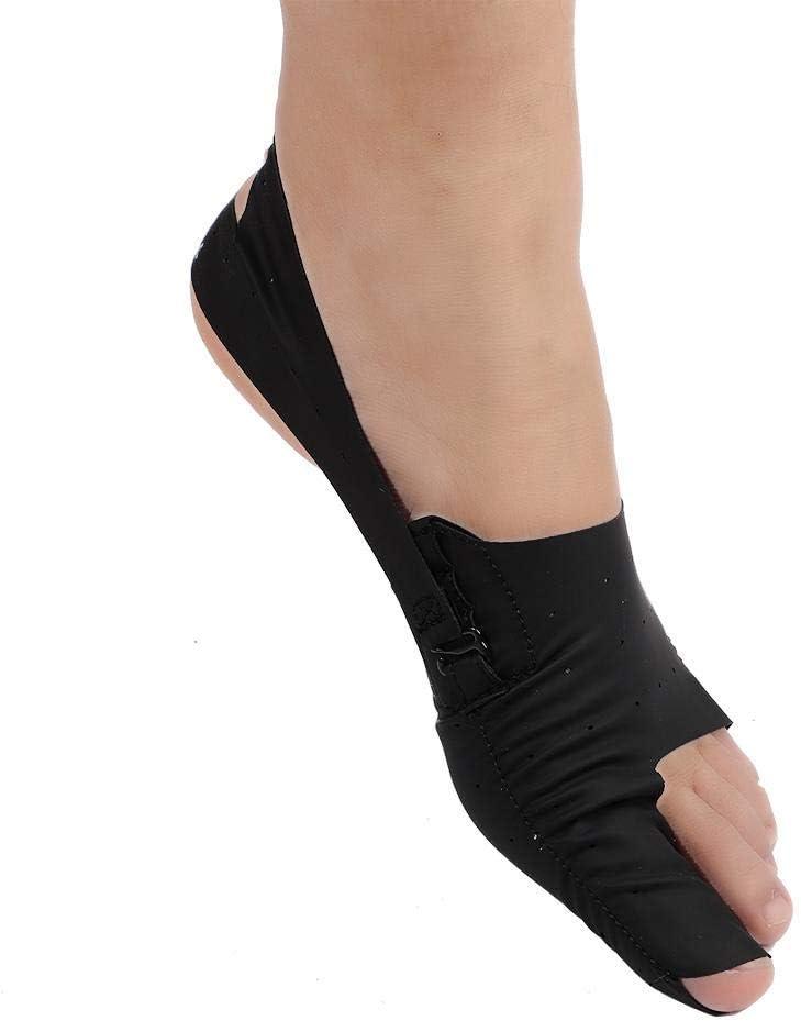 Hallux Valgus Corrector, Separador ultra delgado de dedos de los pies del pulgar Juanete Ideal Hallux Valgus Separador ortopédico aparatos ortopédicos y del dedo del pie para aliviar el dolor(S)