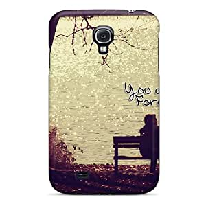 Excellent Hard Phone Case For Samsung Galaxy S4 (Rak12479jwYt) Allow Personal Design High Resolution You And Me Pictures