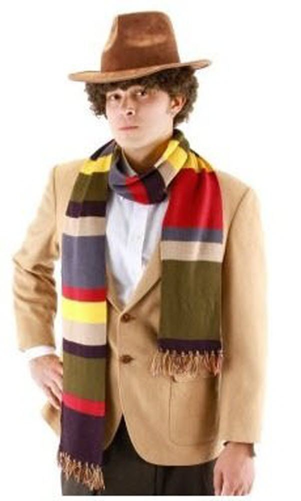 Deluxe 12' Doctor Who Scarf Costume Accessory