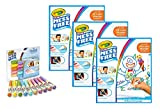 Crayola Color Wonder Drawing Paper, 90 Sheets, Bundled with Color Wonder Markers, Pastel, 10 Count