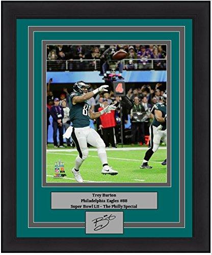 d64be363 Amazon.com: Eagles Super Bowl 52 Trey Burton Philly Special ...