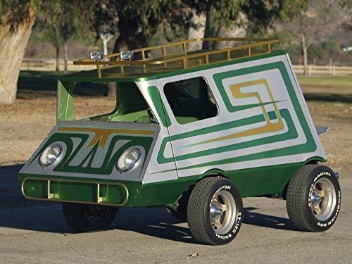 70's Mini Kit Van