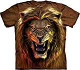 The Mountain Beast T-Shirt, 5X-Large, Brown