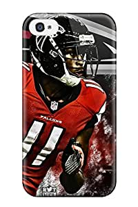 Florence D. Brown's Shop 2170391K255668158 2013 atlanta falcons NFL Sports & Colleges newest iPhone 4/4s cases