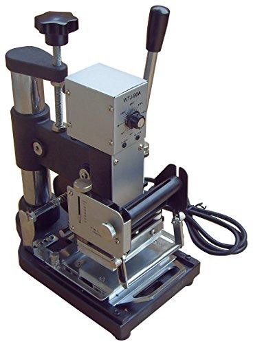 Bronzing Machine HOT Foil Stamping Machine Logo Printing Machine Custom Machine Mini World WILD•D Only