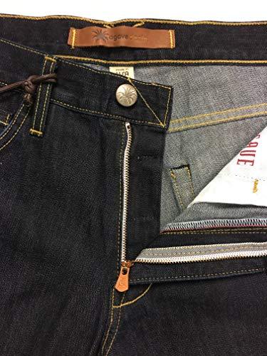 W35 azul Algod Jeans Diamante Gringo Agave tama o Supima 6Wpgqx7n0