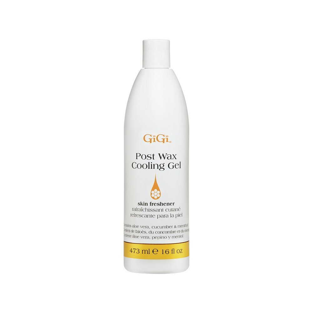 Gigi Post Wax Cooling Gel - 16oz - 3 pack