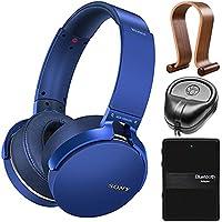 Sony XB950B1 Extra Bass Wireless Headphones with...