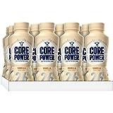Kern Power by fairlife High Protein (26g) Milk Shake, Vanilla, 11.5 fl oz bottles, 12 count
