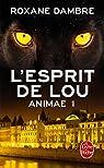 Animae, tome 1 : L'esprit de Lou par Dambre