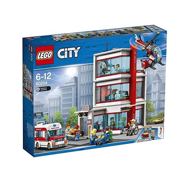 Lego City Ospedale,, 60204 2 spesavip