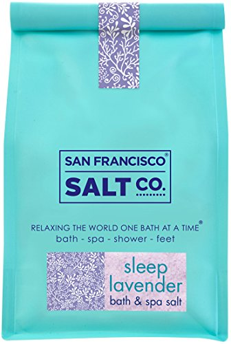 Sleep Lavender Bath Salts 2lbs Luxury Bag
