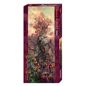 Heye 29828 Fosforo Tree Vertical Puzzles