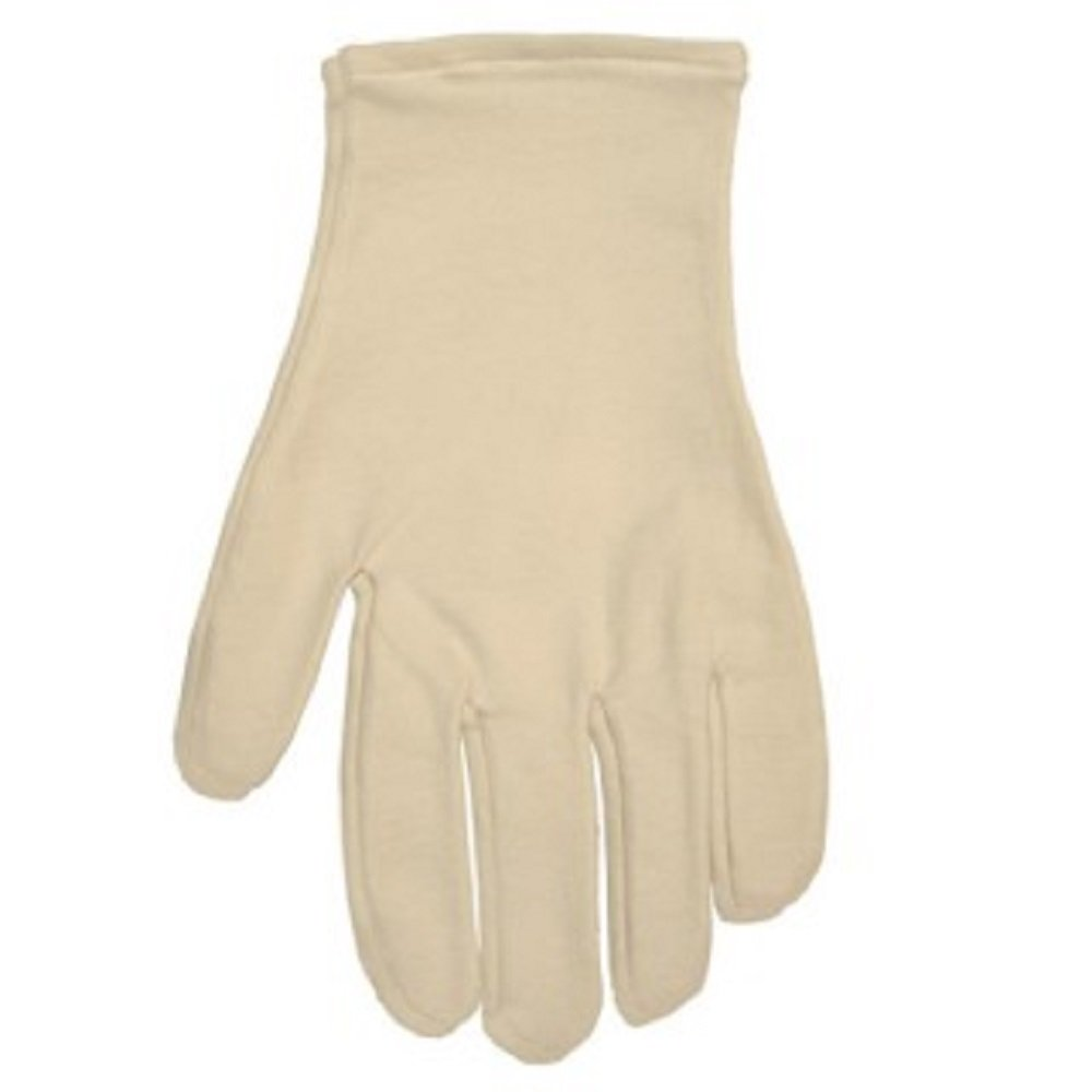 Ecoland Men's Organic Cotton Moisturizing Gloves