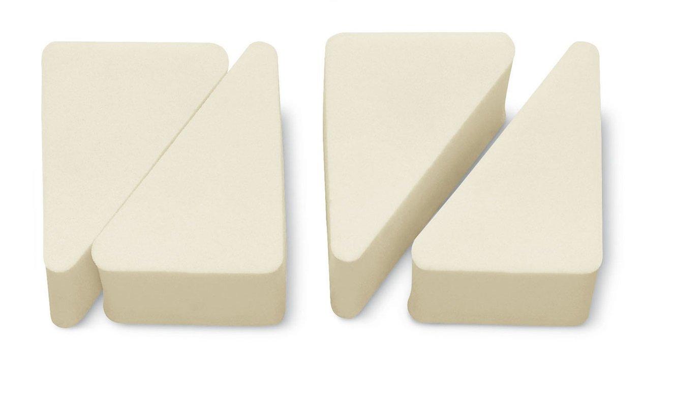 3Claveles 11861Set of 4Makeup Sponges partibles 3 Claveles