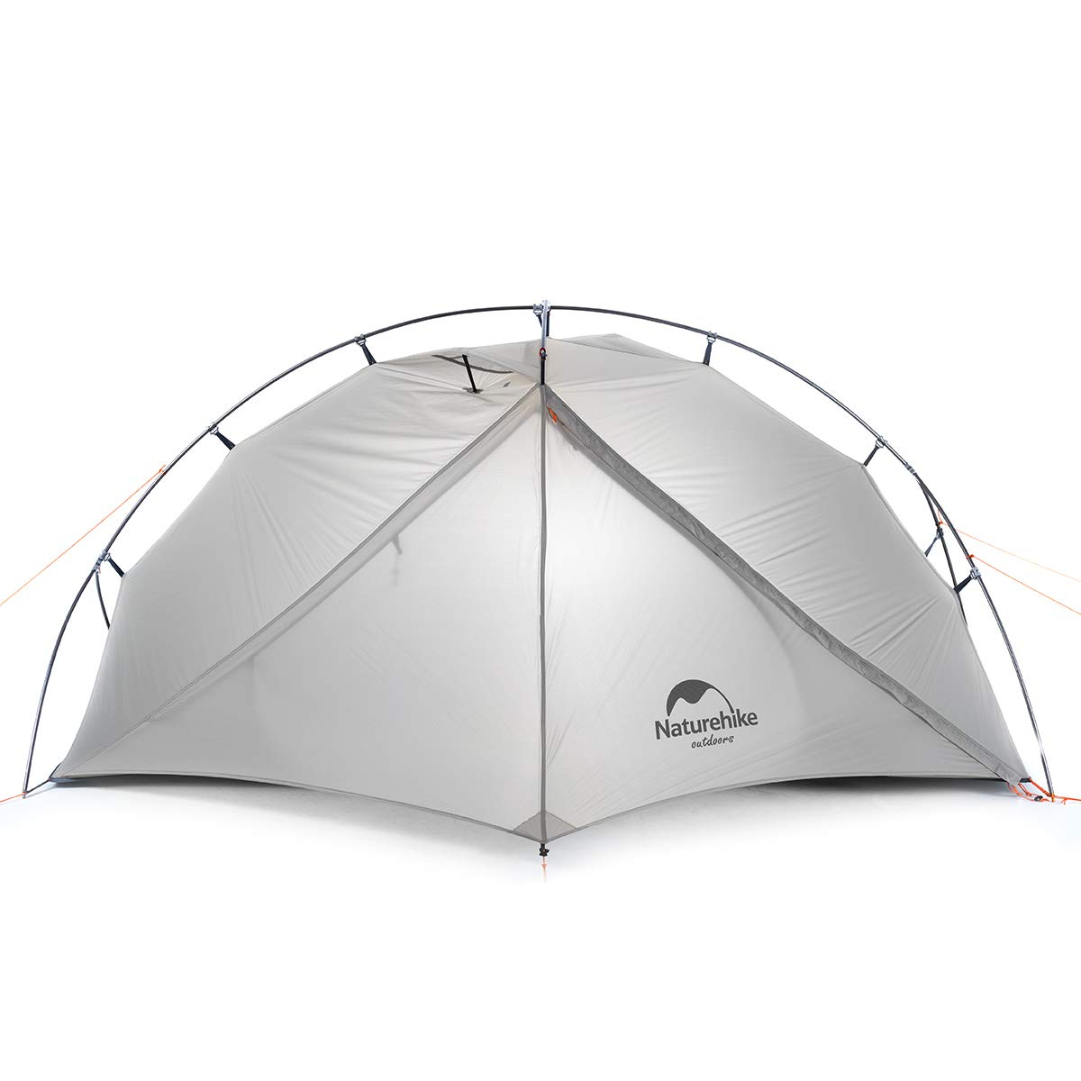 Naturehike 1 and 2 Person Ultralight Backpacking Tents with Footprint 2.45//2.7 lbs Lightest Portable Tent for Camping Hiking with Carry Bag