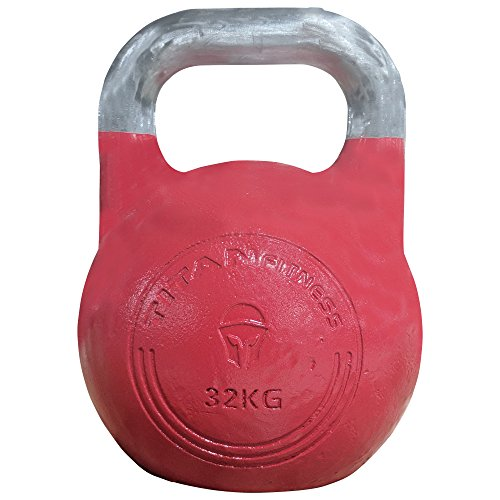 Titan Competition Style Kettlebell - 32 KG by Titan Fitness