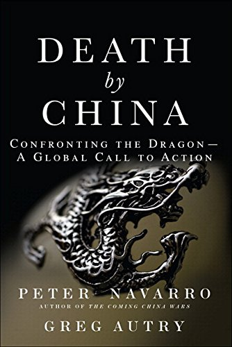 Death by China: Confronting the Dragon - A Global Call to Action (paperback) - Old Export Chinese