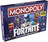 Monopoly: Fortnite Edition Board Game Inspired by Fortnite Video Game Ages 13 & Up