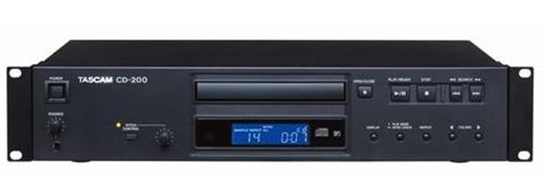 /Lecteur CD Tascam CD 200/