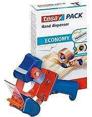Tesa Economy Packband, handafroller, model voor rollen tot 66 m x 50 mm