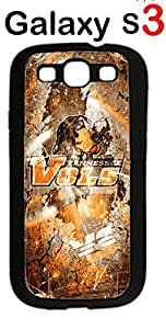 Tennessee Volunteers Samsung Galaxy S3 Case Hard Silicone Case by Maris's Diary