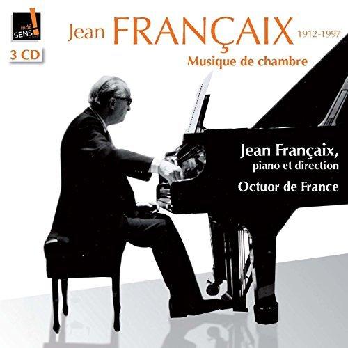 (Jean Fran?aix: Chamber Music (Centenary Edition) By Octuor de France (2013-09-09))