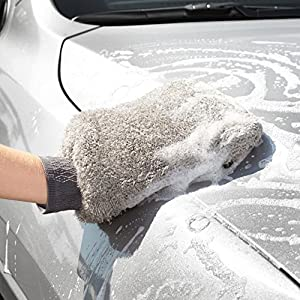 AmaonBasics Car Wash Mitt